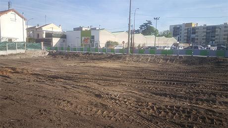 Travaux de terrassement, aménagement et démolition à La Verrière